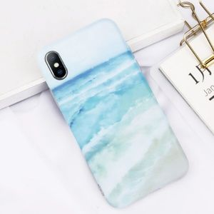 NEW iPhone 7+/8+ Ocean Theme Case